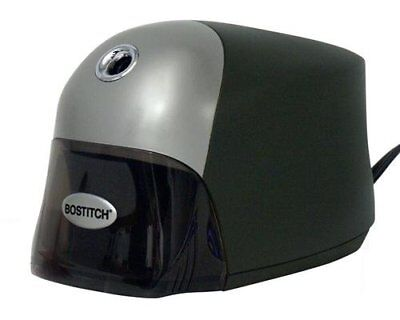 Bostitch QuietSharp Executive Electric Pencil Sharpener, Black EPS8HD-BLK
