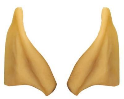 n Mr. Spock OHRENSPITZEN Elfe Ohren Kostüm Accessoire (Elfen Ohren Halloween Kostüm)