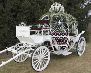 CINDERELLA CARRIAGE **FREE SHIPPING ON SEPTEMBER ORDERS**
