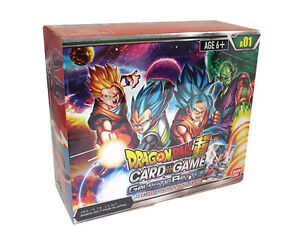 Dragon Ball Super Trading Card Game Now Available @ Breakaway