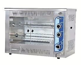 Chicken Rotisserie 12pc Gas EN79