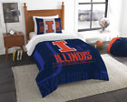 Illinois Fighting Illini NCAA Beddings