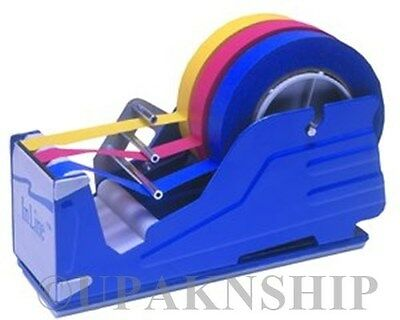 3 Multi Roll Table Top Tape Dispenser Shipping Packing Carton Sealing Packaging