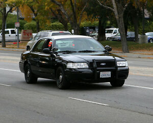 2011 Ford Crown Victoria Police Interceptor Sedan