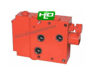 Hydrauliksteuergerät dw Hydraulikventil doppeltwirkend SB7 Traktor Deutz D-Serie