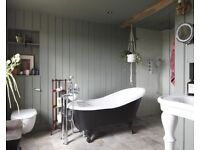Luxury, stylish wet rooms and bathrooms by Rock Star Wet rooms