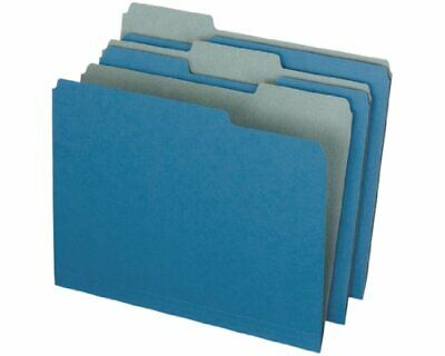 Pendaflex Earthwise Recycled Paper Color File Folder - Letter - 8.50 X 11 -