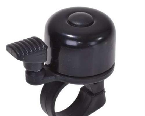 Filmer Fahrradklingel Fahrradglocke Miniglocke Klingel schwarz 41016
