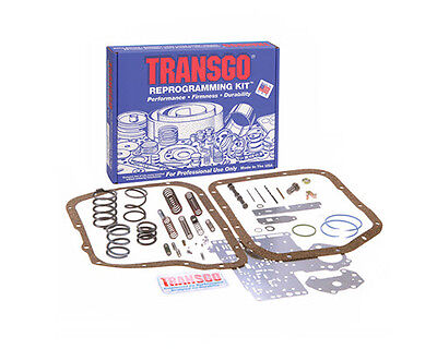TRANSGO SHIFT KIT Dodge Ram Cummins A500 A518 A618 A42 44 46 47RE (SKTFOD-HD2)*