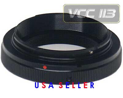 VIVITAR T2 Lens Adapter T-Mount to Nikon F-Mount