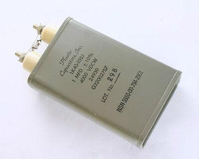 1uf 4000v Hermetically Sealed Oil Paper Filter Capacitor 1mfd 4kv Dc 4000