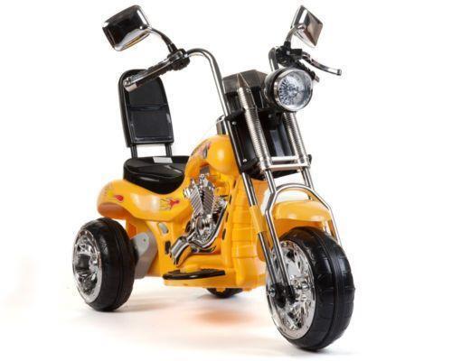 Kids Battery Operated Bikes Ebay