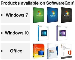 Licences Windows, Office pour PC et Mac / Service pour Ordinateur