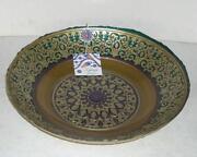 Glass Turkey Bowl