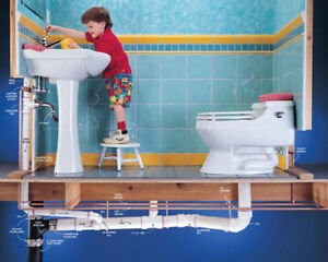 Plumber Clogged Toilet/Sink/MainDrain? ☎️(647)548-8040 Same Day
