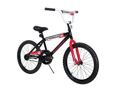 """Boys Throttle Magna Bike, 20"""" BMX Frame Coaster Brake Deluxe"""
