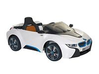 BMW i8 Concept 6-volt Electric Ride-On Car