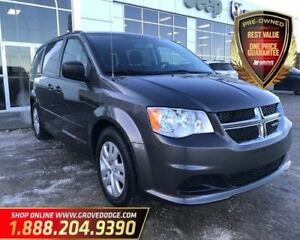 2016 Dodge Grand Caravan SXT| Low KM| Cloth| DVD| AUX