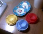 Vintage Play Dishes