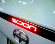 Scion TC Decal