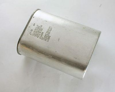 1x 6uF 1000V Radial High Voltage Film-Paper Capacitor 1KV DC Microwave
