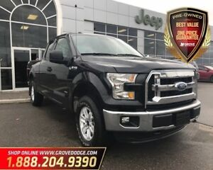 2016 Ford F-150 XLT| Cloth| Low KM| CD Player