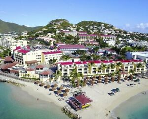 St-Maarten, modern condo (1 bedroom) for 4, Sept 15th-22nd