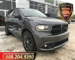 2017 Dodge Durango R/T| Low KM| Leather| AWD| Remote Start