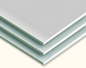 Gipskartonplatten, GKB Typ A, Standard- Bauplatte 2000x1200x 12,5mm