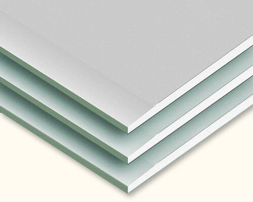 Gipskartonplatten, GKB Typ A, Standard- Bauplatte 2600x1250x12,5mm