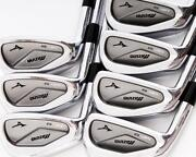 Mizuno MP53 Irons