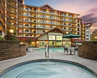 HOLIDAY INN SMOKY MOUNTAIN 154,000 POINTS ANNUAL TIMESHARE FOR SALE  - $1,150.00