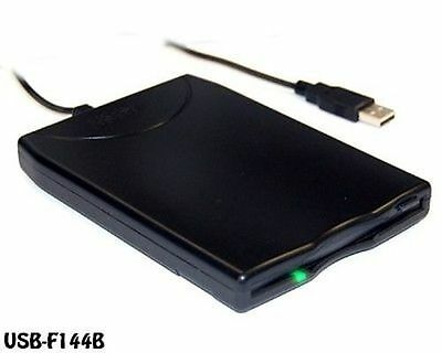 Bytech Ultra-slim Usb 2.0 External Floppy 1.44mb Disk Dri...