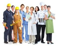 Looking for Reliable Workers? We can help