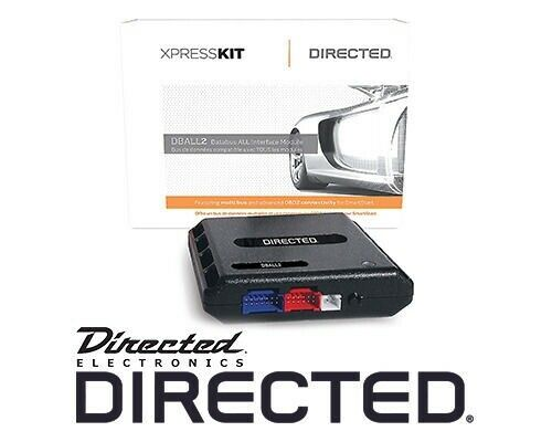 Directed XPressKit DBALL2 Databus All Bypass & Door Lock Module DEI (DBALL2)