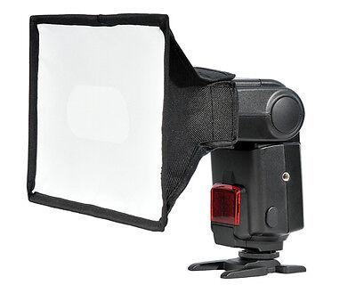 Softbox diffuseur 15x17cm pour Flash Cobra Nissin Di622 Di466  Di866