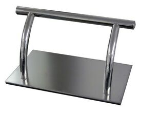 Salon Steel Footrests