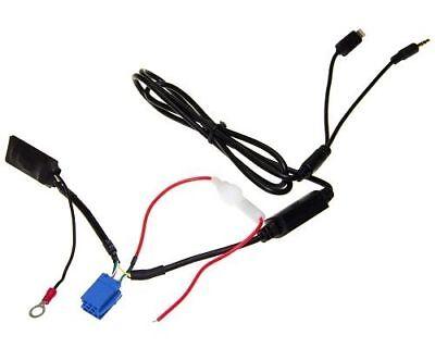 Radio Interface IPHONE 5 6 Lightning 8Pin #5971 for Skoda Radio Gamma Symphony