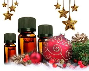 Christmassy Essential Oil Blends -- Pure, Therapeutic Grade