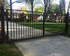 doors, gates access systems