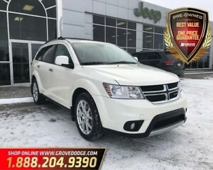2014 Dodge Journey R/T| AWD| Leather| DVD| Remote Start