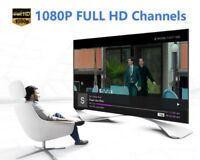 IPTV- Huge HD Quality Channels, All Languages and Great Rates