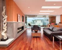 affordable interior Venetian plaster