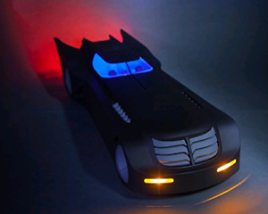 Batman The Animated Series Batmobile