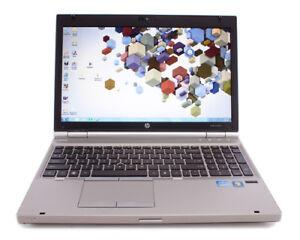 hp elitebook 8560P ( i5/4G/1G GPUs/Serial Port/Webcam/320G)
