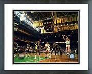 Boston Celtics Framed