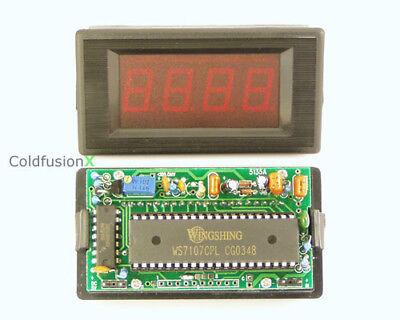 3-12 Red Led Dc 20v Digital Voltag Volt Panel Meter