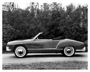 Karmann Ghia Convertible