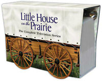 complete series little house on the prairie on dvd