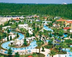 DISNEY CHRISTMAS - ORANGE LAKE RIVER ISLAND - LUXURY CONDO